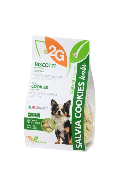 Salbei Cookies herbs ohne Zucker 350g