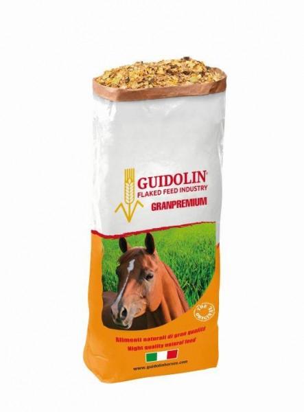 Gran Premium Müsli Mineralisiert Melassefrei und erhöhtem Rohfettanteil 15 kg Sack