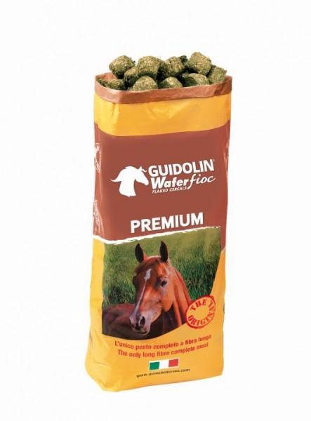 Guidolin Wafer Fioc Premium Mineralisiert und erhöhtem Rohfettanteil 20 kg Sack