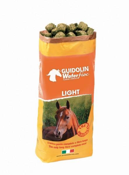 Guidolin Wafer Fioc Light für empfindliche Pferde 20 kg HERVORRAGENDER ERSATZ FÜR GUTES HEU